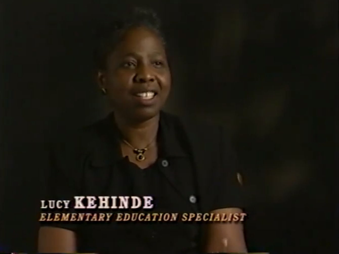 Lucy Kehinde